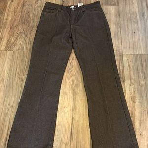 Gap Trouser Flare Stretch Dress Pants